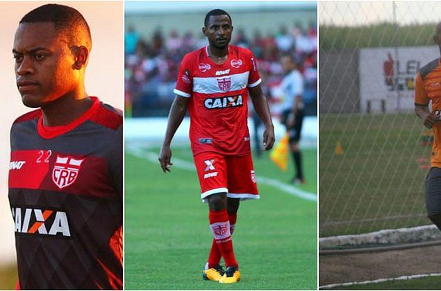 Márcio chega a acordo com CRB e deixa o clube; Boaventura e Diego treinam separado