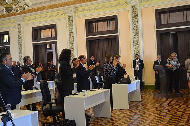 Vereadores por Maceió prestam homenagens a Silvânio Barbosa