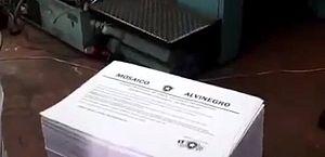 Vídeo: funcionários de gráfica são demitidos após debochar de mosaico do Botafogo