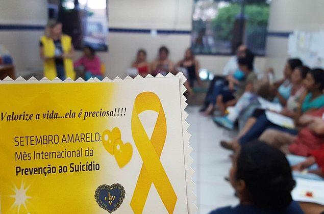 """Setembro Amarelo: palestra """"Viver é a melhor opção"""" acontece nesta quarta, em Maceió"""