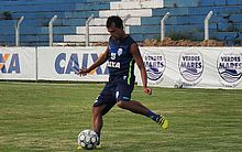 Didira tem cinco gols e é o artilheiro do CSA na Série B