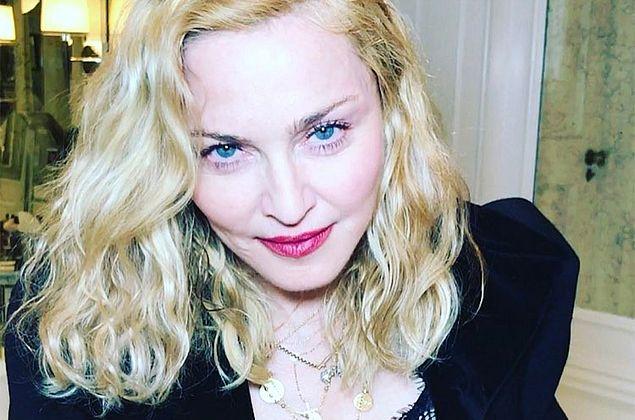 Madonna é criticada por falar de si mesma ao homenagear Aretha Franklin