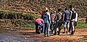 Vídeo: homem morre afogado em barragem durante pescaria com amigos em Taquarana
