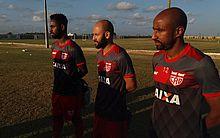 Novos reforços do CRB: zagueiro Wellington Carvalho, meia Marcelo Oliveira e lateral Paulinho