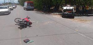 Após morte de ciclista, outros três acidentes são registrados em rodovias do Litoral Sul de Alagoas
