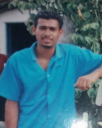 Paulo mora em Penedo, mas está desaparecido desde quarta-feira