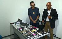 Delegado José Carlos explica como a polícia chegou aos aparelhos