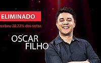 Oscar Filho e Dani são eliminados do Dancing Brasil 4