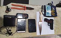 Ladrão não gosta do celular que roubou e tenta matar vítima, em Sergipe