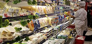 Indústria sobe preços de itens de consumo