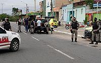 Mais de 90 policiais participam de operação de fiscalização da segurança em Arapiraca