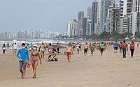Recife retoma o comércio dos quiosques e autoriza banho de mar a partir desta quinta