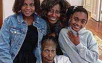 Mãe da jornalista Glória Maria morre aos 89 anos no Rio de Janeiro