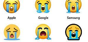 Emoji de choro desbanca 'lágrimas de alegria' pela primeira vez no Twitter