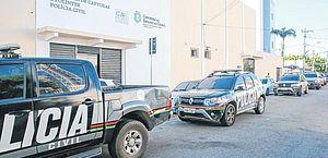 PM e familiares comandavam tráfico de drogas em município do CE