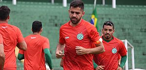 Lucas Abreu analisa semestre no Guarani e espera crescimento no clube de Campinas