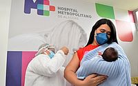 1.114.320 doses das vacinas contra a Covid-19 foram aplicadas em Alagoas