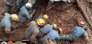 Deslizamentos em Campos do Jordão deixam quatro mortos
