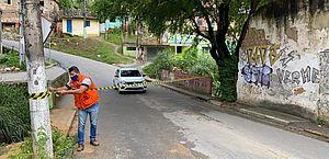 Após vistoria, Defesa Civil de Maceió interdita Ladeira da Moenda