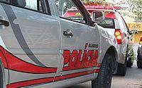 Polícia registra cinco roubos de veículos nas últimas 24 horas em Maceió