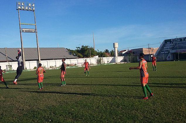 Coruripe tenta se reabilitar após três derrotas na Série D do Brasileirão