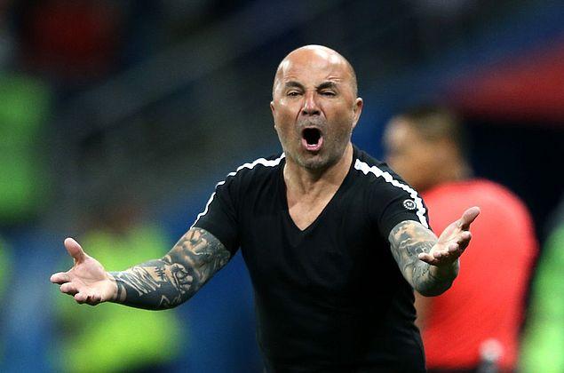 Santos anuncia pedido de demissão do técnico Jorge Sampaoli