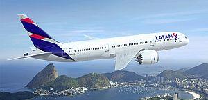 Procura por voos da Latam para os EUA cresce 350% após anúncio de reabertura