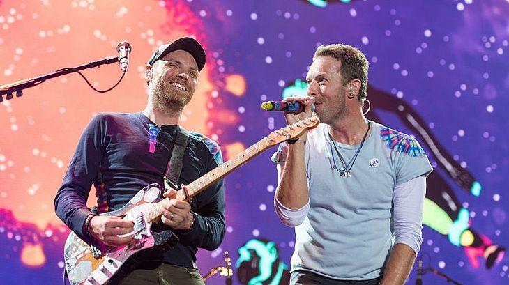 Rock in Rio anuncia banda inglesa Coldplay para edição 2022