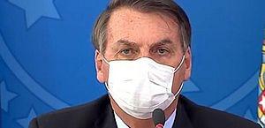 Bolsonaro tem sintomas de covid e cancela agenda da semana
