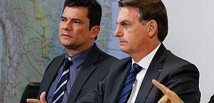 Moro teve recuos e derrotas desde que virou superministro de Bolsonaro