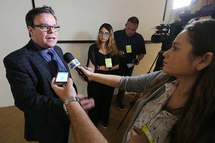 Desembargador Tutmés Airan destacou que fará o que tiver ao alcance do Judiciário para resolver o conflito.
