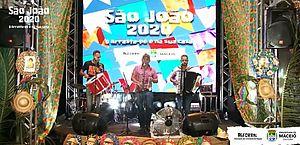 São João 2020: lives juninas seguem no domingo e segunda-feira