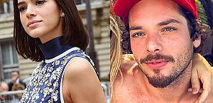 Bruna Marquezine estaria flertando com irmão de Giovanna Ewbank