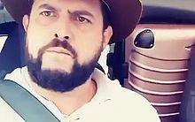 Caminhoneiro Zé Trovão se entrega à PF após tentativa de asilo no México