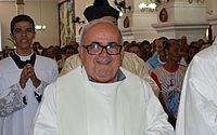 Covid-19: após apresentar piora, padre Manoel Henrique é intubado na Santa Casa