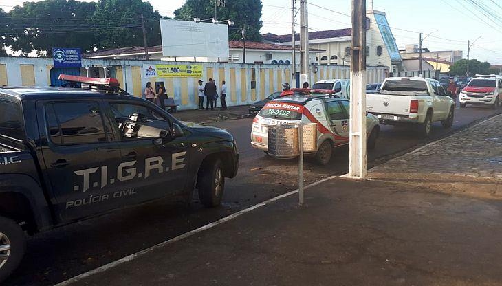 Operação acontece em Arapiraca também