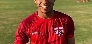 Reginaldo Lopes espera manter ritmo forte com o CRB na temporada