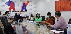 Covid: Cosems vai levantar número de pessoas prioritárias para vacinação em Alagoas
