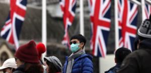 Médicos alertam Reino Unido para segunda onda da Covid-19