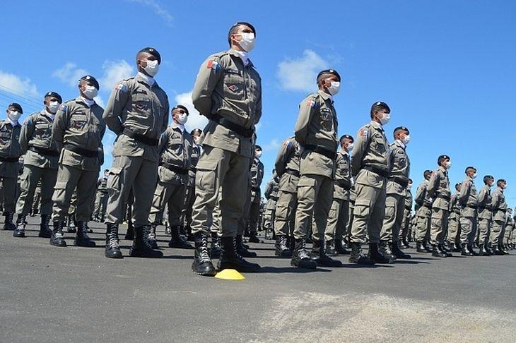 Concurso para soldado e aspirante a oficial segue suspenso por tempo indeterminado, diz Seplag