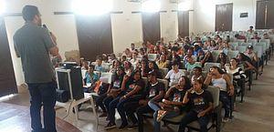 Uso da Internet Segura é tema de seminário promovido pela Seprev no Sertão