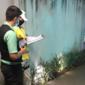 Os agentes orientaram a vítima a procurar uma delegacia para confeccionar um Boletim de Ocorrência