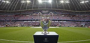 Uefa decide manter Liga dos Campeões suspensa e sem data para retorno