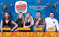 'Circuito Live São João do Nordeste': projeto vai ser exibido a partir de sábado na TV Pajuçara