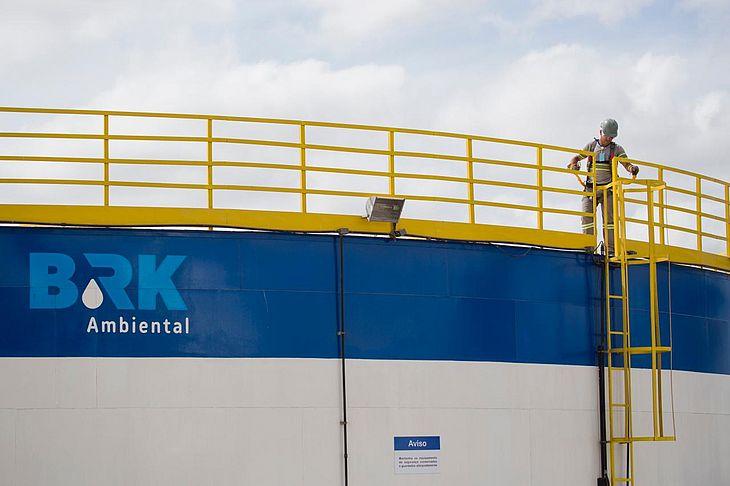 BRK diz que aumento tarifário é resultado da elevação de custos com energia, mão de obra e produtos químicos