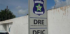 Foragido de São Paulo, acusado de tráfico de drogas é preso em Arapiraca