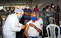 Maceió: vacinação contra a Covid-19 para idosos a partir de 79 anos segue este sábado