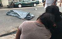 Homem é morto a tiros enquanto trabalhava em capotaria na Ponta Grossa; suspeito foi preso
