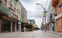 Em Maceió, cerca de 200 lojas do Centro devem decretar falência após quarentena