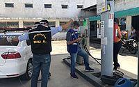 Fiscalização flagra quase 500 mil litros de etanol sem nota fiscal em Alagoas
